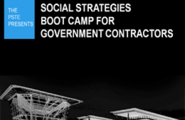 Social Media Boot Camp For Government Contractors