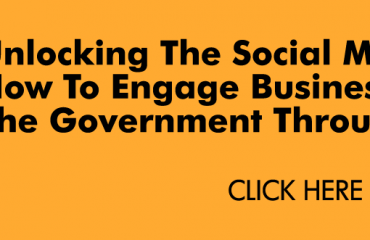 Unlocking The Social Media Puzzle: How To Engage Businesses and The Government Through Social Media