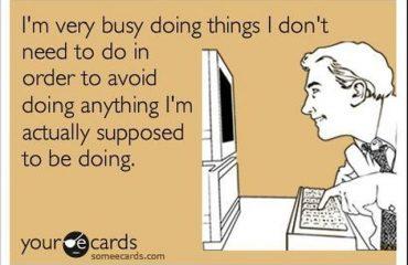 How To Fight Off Procrastination