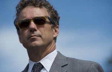 Senator Rand Paul Looking Cool