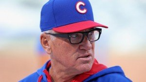 Joe Maddon - Chicago Cubs - Visualized Success