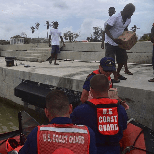 Coast Guard on Instagram - Disaster Relief to Haiti