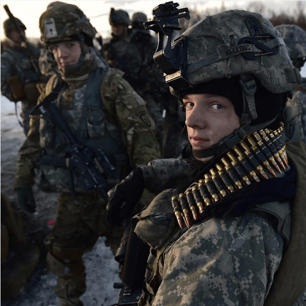 Army on Instagram - 4th Brigade - Alaska
