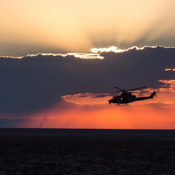 Marines on Instagram - UH 1Y Venom