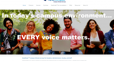 Campus Climate Surveys Website
