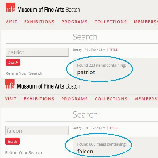Museum Bowl - Boston Museum of Fine Art vs. Atlanta's High Museum - #SB51 - Social Media - Twitter