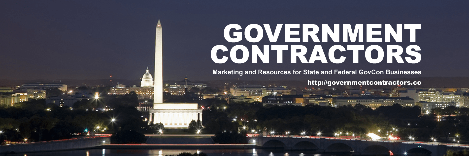 Government Contractors - B2G Website - Social Web Tactics