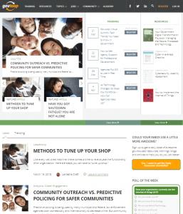 GovLoop for Government Professionals - Social Web Tactics